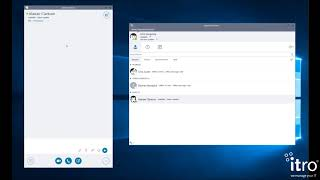 Instant messaging tips on Skype for Business