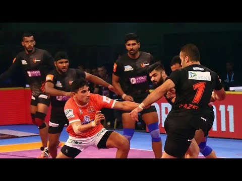 PKL Season 6, Video Highlights: U Mumba Vs Puneri Paltan, 7th October 2018 | Sportskeeda