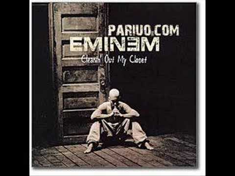 Eminem Cleaning out my closet-Instrumental