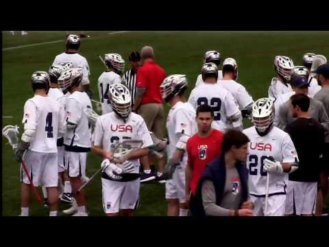 US Men's National Team vs. Towson University