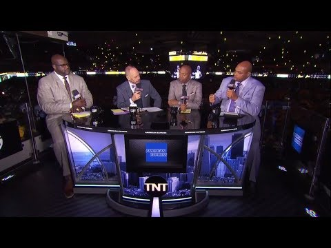 Warriors vs Rockets Game 3 Halftime Report | Inside The NBA | May 20, 2018