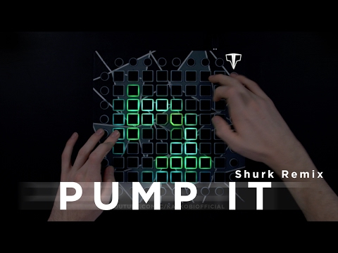 The Black Eyed Peas - Pump It (Shurk Remix) // Launchpad Cover