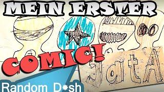 Mein ERSTER eigener Comic!! (1999) | darkviktory