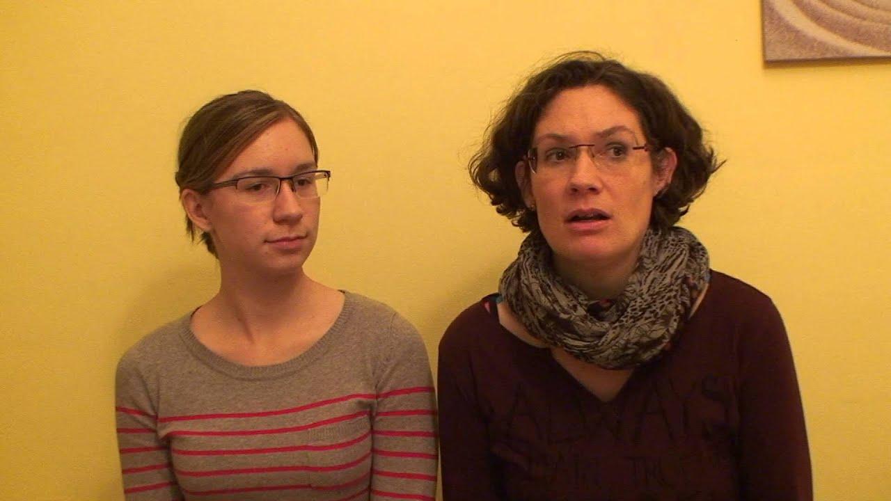 Homöopathie hilft bei Erkältungen: Mutter mit drei Kindern