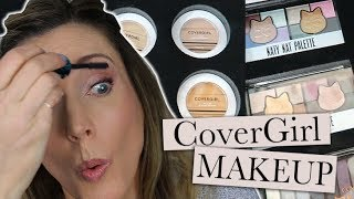 CoverGirl Spring 2018 Makeup Collection Review + Giveaway!
