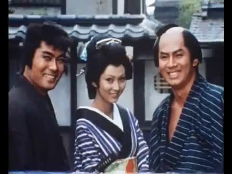 Oedo Sosamo  ( 大江戸捜査網 ), Japan TV series,1970--92, closer