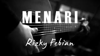Menari - Rizky Febian ( Acoustic Karaoke )