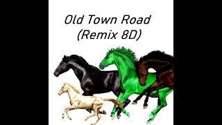 Lil Nas X & Billy Ray Cyrus ft. Young Thug & Mason Ramsey - Old Town Road (8D AUDIO)[BEST VERSION]🎧