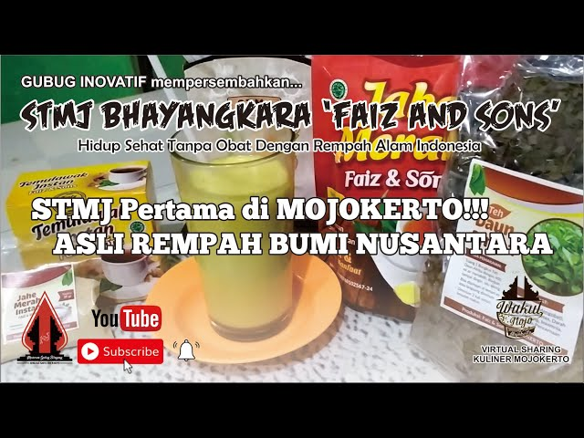 MINUMAN STMJ BHAYANGKARA - Gubug Kuliner Eps. 18     Mojokerto