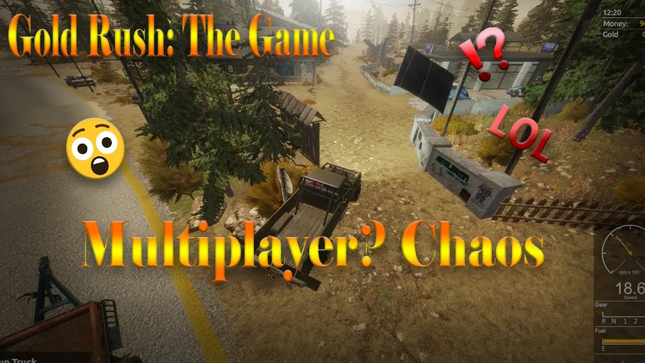 Gold Rush The Game Multiplayer