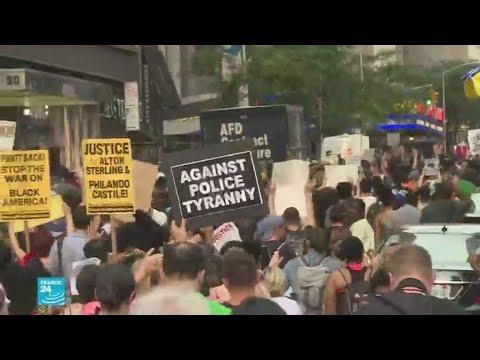 الولايات المتحدة: جورج فلويد.. ضحية جديدة من أفارقة أمريكيين قتلتهم الشرطة  - نشر قبل 5 ساعة