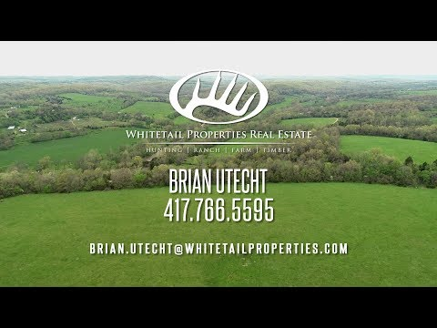 Little Beaver Creek Pasture Property With New Home - Douglas MO 400 acres