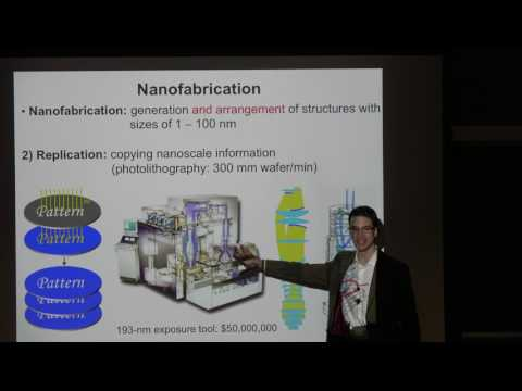 Ep11 Nanofabrication, e-beam and photolithography, Moore's law. UCSD, NANO 101, Darren Lipomi