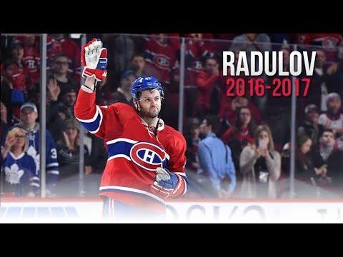 Alexander Radulov's All Goals from the 2016-2017 NHL Season