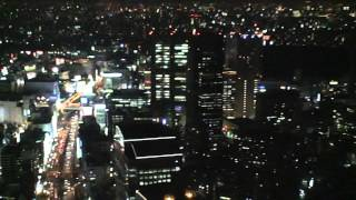 The New York Grill & Bar, 52nd floor of Park Hyatt (Tokyo, Japan)