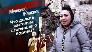 Жители Вишневой улицы. Мужское / Женское. Выпуск от 18.01.2021
