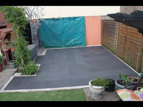 Piscine dalles de protection en mousse pour un confort optimal youtube - Ideal protection piscine ...