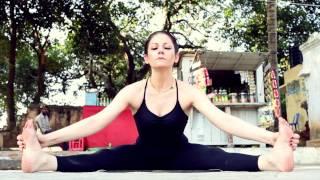 Emilia Afentaki | Ashtanga Yoga Kalamata