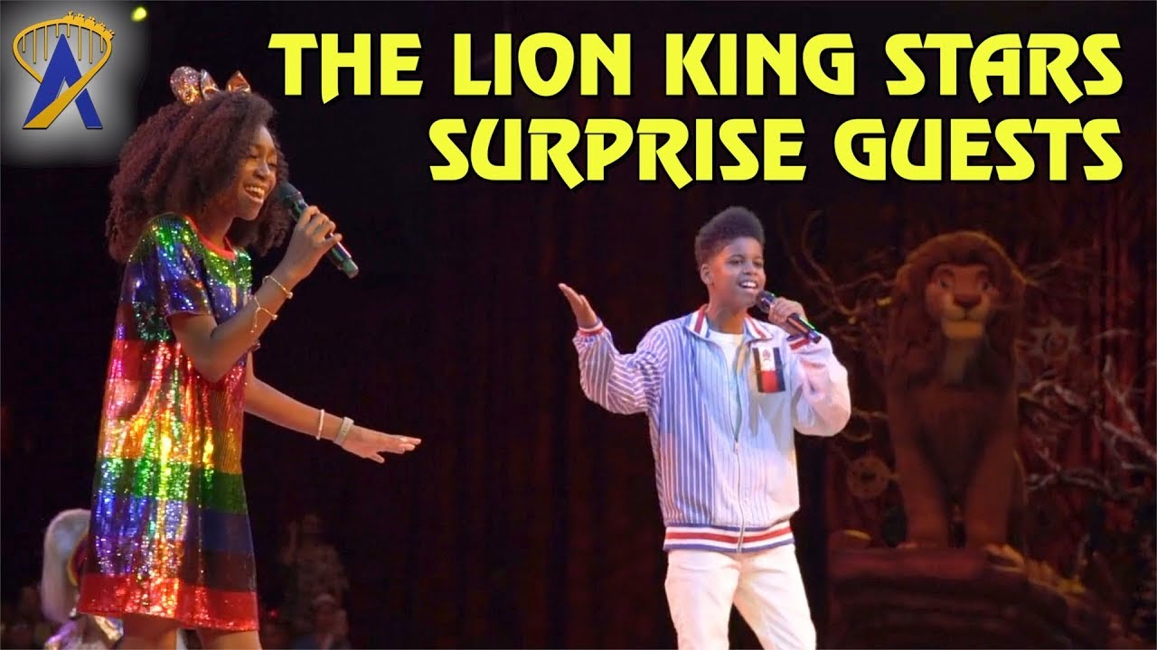 What to know about JD McCrary and Shahadi Wright Joseph, young stars of 'The Lion King'