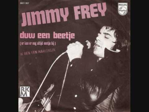 Jimmy Frey // Duw een beetje ! (I'll never get enough)