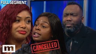 Did you sleep with my sister on our wedding night? | The Maury Show