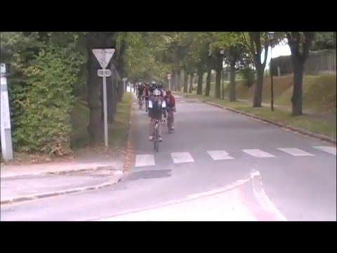 Down & Out London 2 Paris - Cardboard Citizens Charity Bike Ride