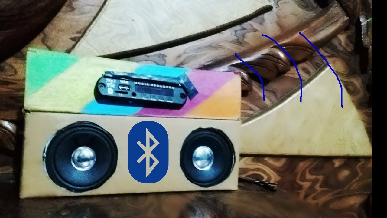 how to make a bluetooth speaker work