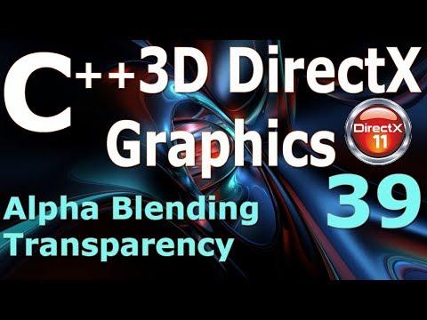 Alpha Blending / Transparency [C++ 3D DirectX Tutorial] thumbnail