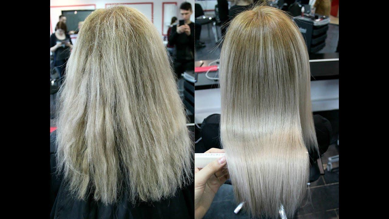 Ботокс для волос honma в домашних условиях