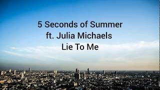 Download - julia michaels - lie to me (lyrics) video, imclips net