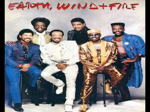 Earth Wind & Fire - September    *HQ*
