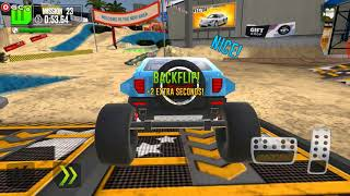 Monster Truck XT Airport Derby / Stunt Driving / Android Gameplay FHD #4