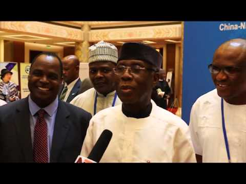 China-Nigeria Business Opportunities And Investment Cooperation