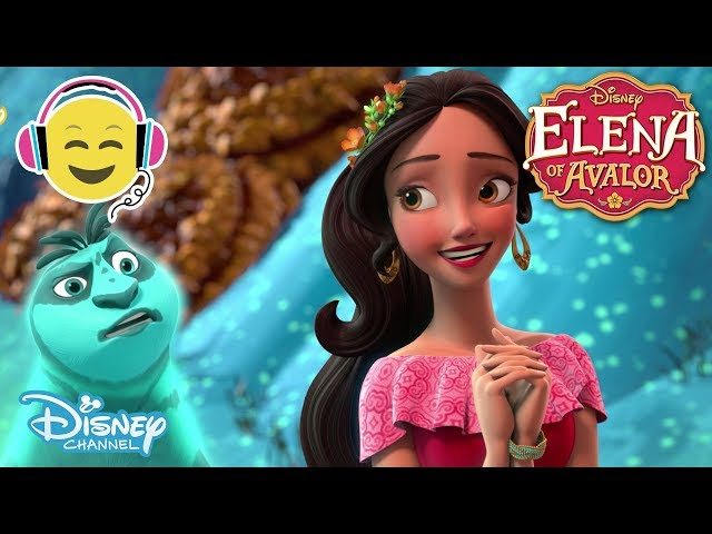 ❤️Disney Elena Of Avalor Power Scepter Doll Girl Toy New lights /& makes sounds