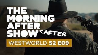 Westworld's Man In Black is lost and we explain why: Season 2 Episode 9