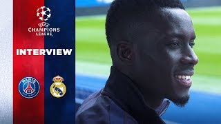 LES JOUEURS PARLENT DU MATCH - PARIS SAINT-GERMAIN vs REAL MADRID