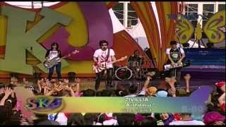 ZIVILIA BAND [Aishiteru] Live At SKJ (20-02-2014) Courtesy TRANS TV