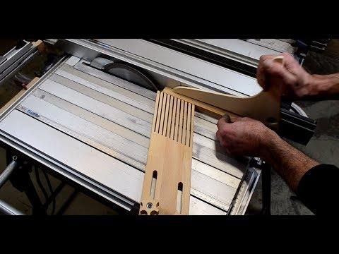 Uitgelezene Featherboard für Festo Festool Basis Plus selber machen - YouTube SY-52