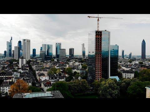 Frankfurt am Main - City Impressions (Dji Mavic Drone and RX10 III Camera)