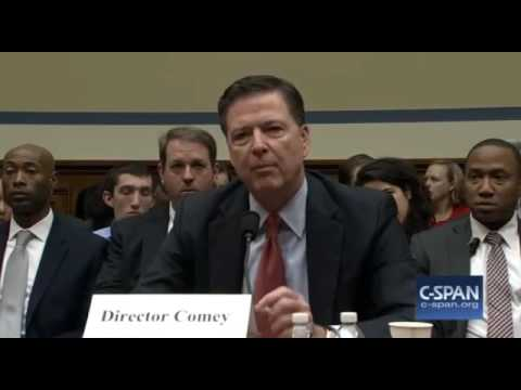 Comey Admits Classified Information Was On Cheryl Mills' Computer