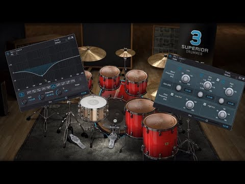 How To Create A Metal Kick & Snare In Superior Drummer 3 (Beginner Tutorial)