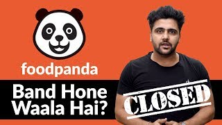 Foodpanda Delivery Shutdown | Starting Cloud Kitchen