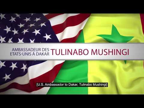 Ambassador Tulinabo S. Mushingi's Welcome Video