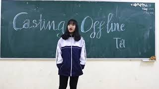 Nữ sinh hát Chuyện Như Chưa Bắt Đầu MAX HAY