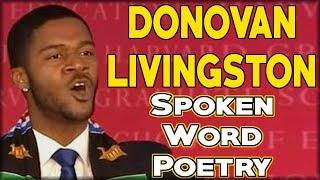 Donovan Livingston's Harvard Graduate School of Education Student Speech 2016