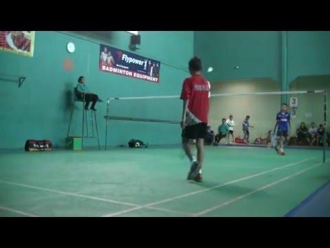 Rafael A S - SGS PLN vs M Tri H  - Mutiara ; Babak 4 Walikota Cup Bandung 2015 (Full Match)