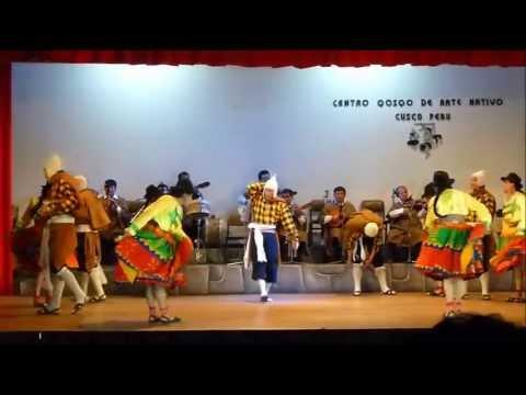Machu Picchu Tours >> Danza Cocharuna - Ayacucho, Folklore Peruano - YouTube