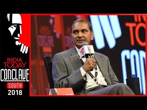 No One's Job In The Sector Is Secure, Says Tech Mahindra CTO A.S. Murthy | IT Conclave South 2018