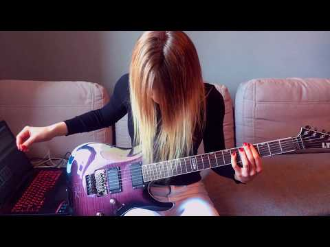 Europe  The Final Countdown full guitar   Alex S