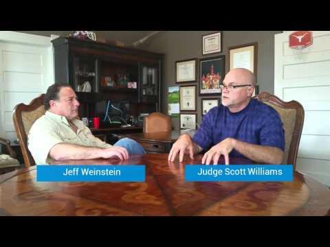Judge Scott Williams interview